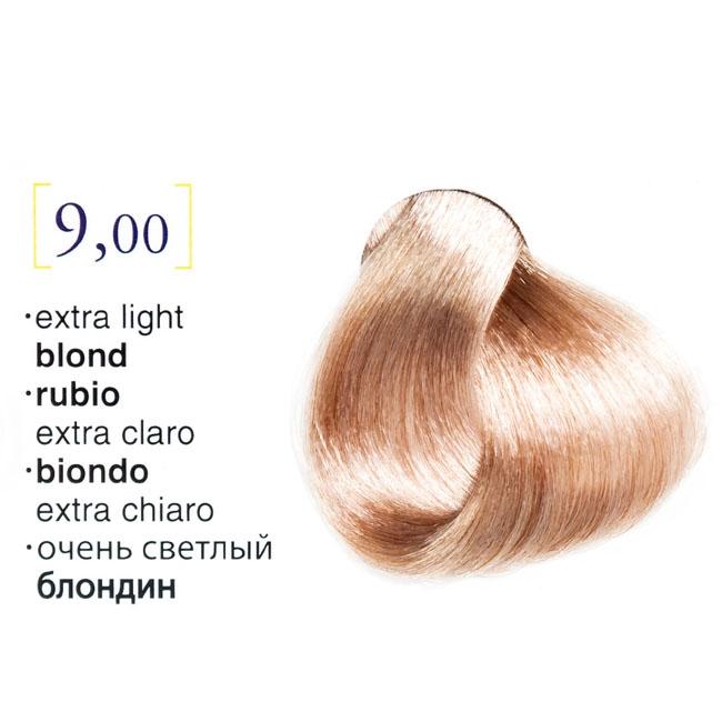 Vopsea De Par Permanenta Profesionala 900 Blond Foarte Deschis 75ml